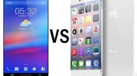 Le Galaxy S5 meilleur que l'iPhone 6?