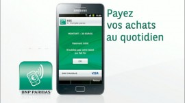 BNP Paribas met son application à jour